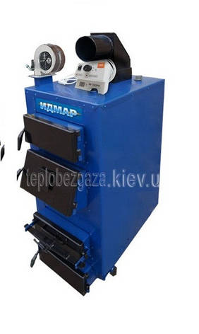Твердотопливный котел длительного горения Идмар GK-1 10 кВт, фото 2