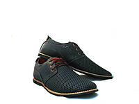 Туфли мужские Konors 674/1/7-49 с натуральной кожи