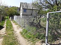 Забор из сетки рабицы, фото 1