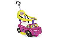 """Машинка-каталка трансформер """"Minnie Mouse"""" Smoby - Франция - с электрической звуковой кнопкой"""