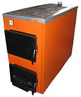 Твердотопливный котел ТермоБар АКТВ-20 с плитой (2 комф)