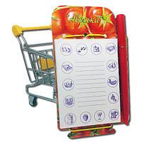Шопинг-планшет ShopNotes «Авоська-Помидор», фото 1