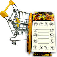 Шопинг-планшет ShopNotes «Авоська-Макароны 1»