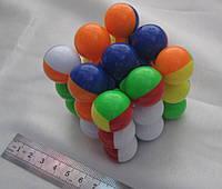 Кубик Рубика 3 х 3, размеры 6,2х6,2 см
