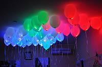 Воздушные шары с LED подсветкой