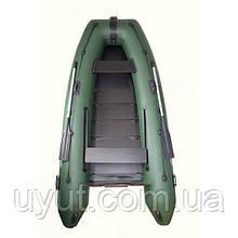 Омега 330МU – моторная лодка четырехместная