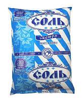 Соль экстра в п/п Мозырь по 1 кг (Беларусь)