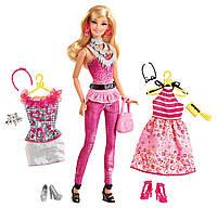 Барби Большой гардероб Y7500