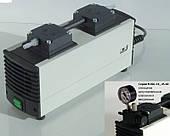 Насос вакуумный мембранный N 816.3 KN.45.18 IP 20 (16 л/мин, 15 мбар, 0.5 бар, с манометром)