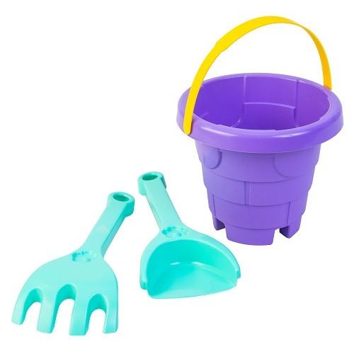 Песочный набор Башня фиолетовый