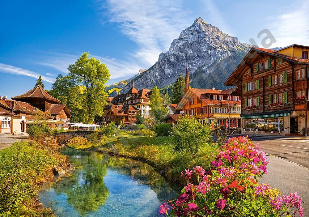 Пазлы Castorland  500шт (52363) 47*33 см Швейцария