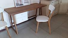 Стол дубовый Student (Студент) modern GOOD WOOD  Рускополянский Мебельный Комбинат Явир, фото 2
