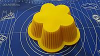 Силиконовая форма для тортов и кексов Цветок