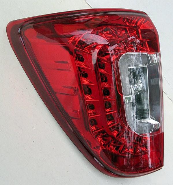 Toyota Rush / Daihatsu Terios альтернативная тюнинг оптика фары задние