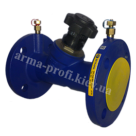 Балансувальний клапан (вентиль) Zetkama 447