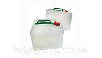 Полиэтиленовая складная канистра на 10 литров, фото 1