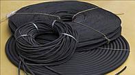 Шнур резиновый круглый МБС ( маслобензостойкий )