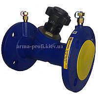 Клапан балансировочный Zеtkama 447 Ду 40