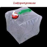 Складная канистра для воды на 15 литров, фото 1