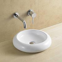 Умывальник накладной, раковина в ванную Rocio A8263.