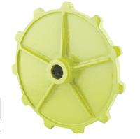 Зубчатое колесо направляющего наклонного транспортёра,нижнее z11 610460.1 (Claas)