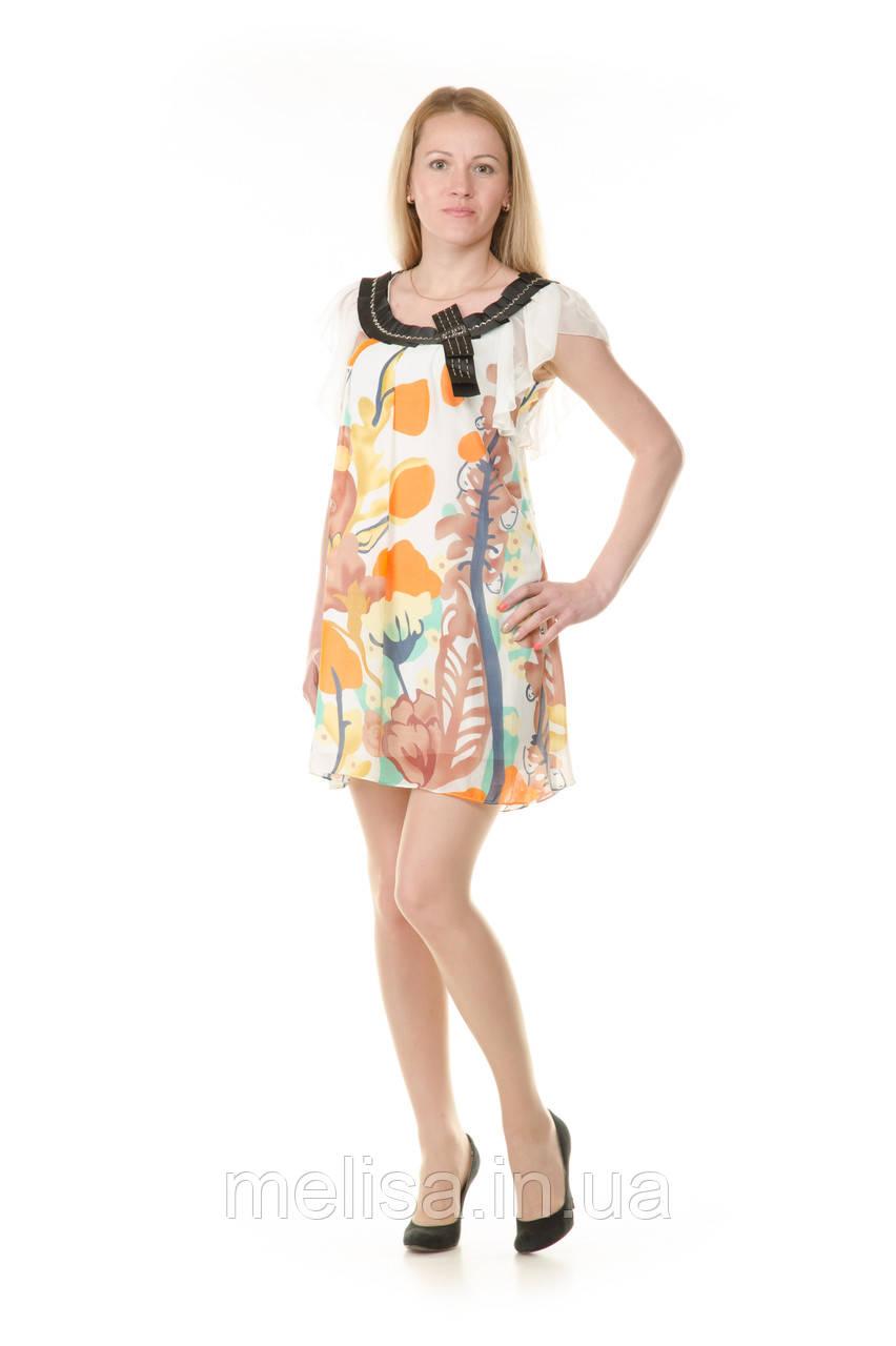 e3e1d7cb84b Легкое шифоновое платье Shelley - Интернет магазин женской одежды Melisa в  Харькове