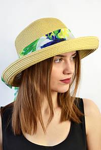 Шляпа бретонская Мадейра песочная