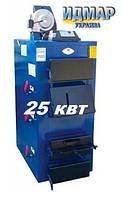 Отопительный котел на твердом топливе Идмар GK-1 25 кВт. Для дома 250 кв.м