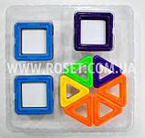 Конструктор магнитный - Mag-Puzzle 20 pcs, фото 4