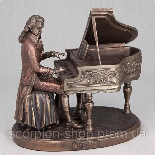 """Статуэтка """"Вольфганг Амадей Моцарт"""" (20 см) 75168 A4"""