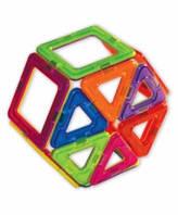 3D магнітний конструктор Mag-Puzzle 20 pcs, фото 1