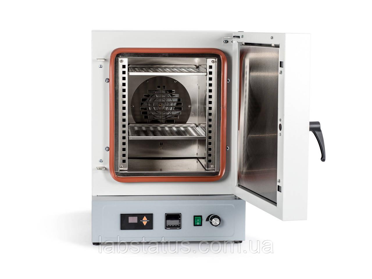 Сушильный шкаф SNOL 20/300 (вент, н/ж, микропроц.)