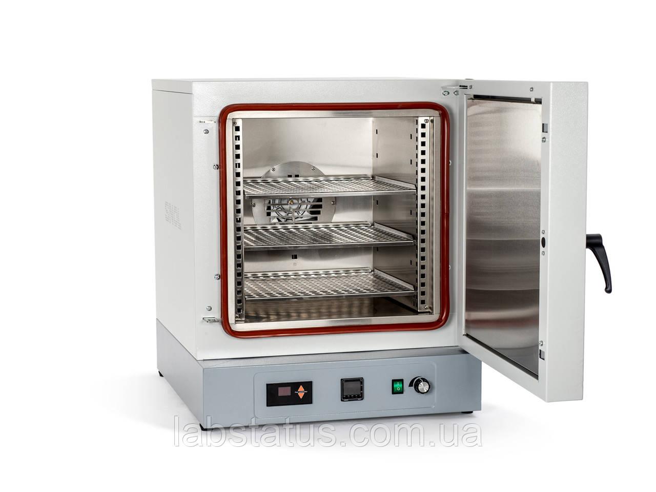 Сушильный шкаф SNOL 60/300 (рег. вент, н/ж, программ.)