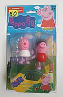 Игровой набор фигурок Семья свинки Пеппы