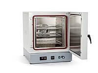 Сушильный шкаф SNOL 120/300 (вент, н/ж, программ.)