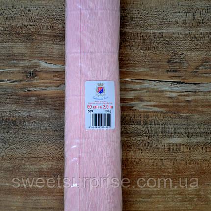 Итальянская гофрированная бумага (569), фото 2