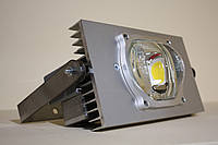 Вуличний світлодіодний ( LED ) світильник  ( прожектор ) підвісний СП5800-5000-2530х1,4