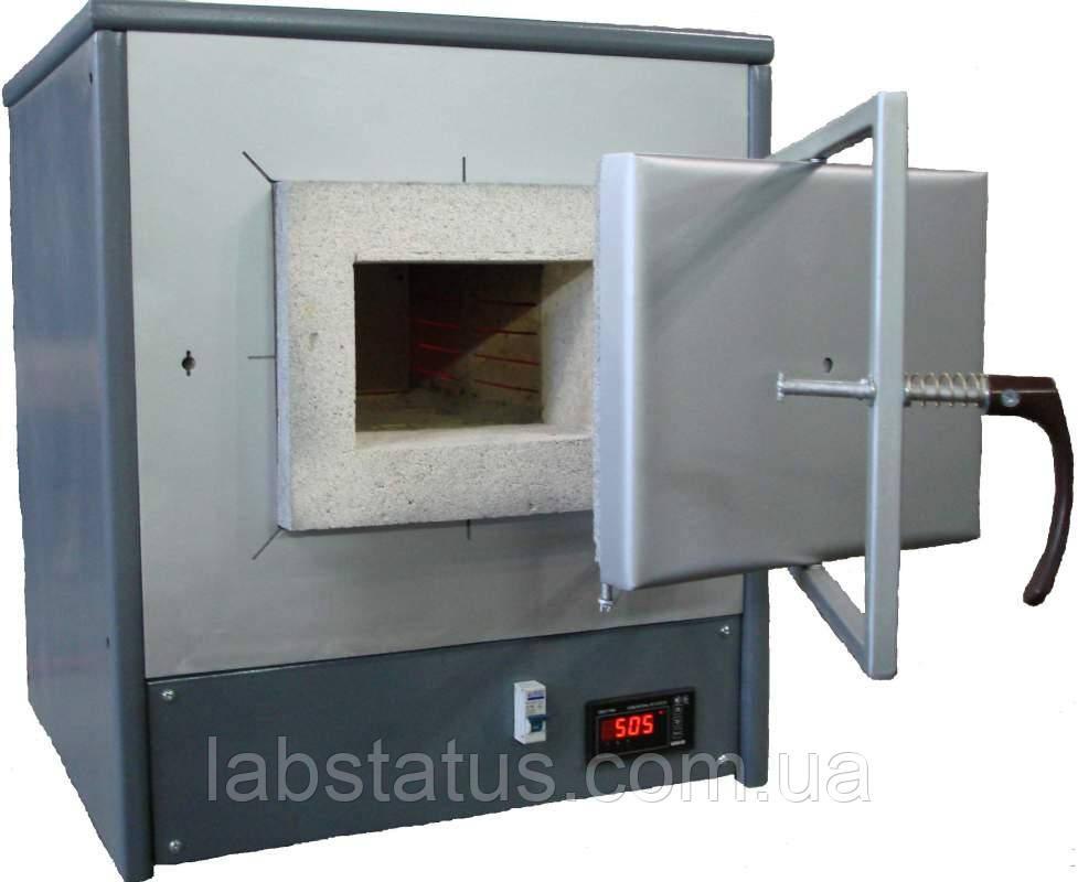Муфельная печь СНО 15/1100 И4А (микропроц.)