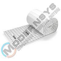 Мат изоляционный Rehau для монтажа гарпун-скобами 22/20 мм, рулон 12х1 м