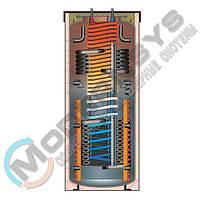 Meibes SKSW-2 601 Змеевик ГВС внутри теплового аккумулятора