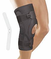 Ортез коленный с поддержкой для коленной чашечки  и стальной опорой Genucare stable