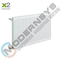 Радиатор Kermi FK0 12 300х400 боковое подключение