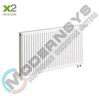 Радиатор Kermi FTV 22 400х400 нижнее подключение