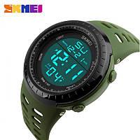 Мужские наручные часы SKMEI 1167 Original цвет хаки, фото 1