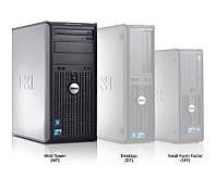 Компьютер DELL Optiplex 755/760, Intel DualCore 2.6GHz, без RAM, без HDD