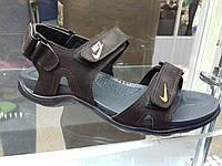 Сандали Nike кор. замш