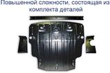 Защита картера двигателя и кпп Renault Twingo с установкой! Киев, фото 2