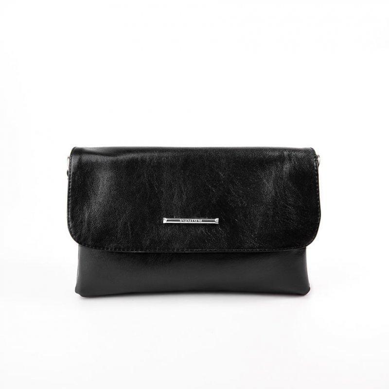 491e7e0e691f Классический черный клатч М110-Z на плечо: продажа, цена в Днепре ...