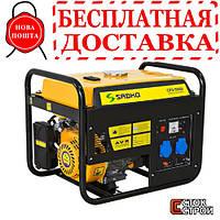 Бензиновый генератор SADKO GPS-3000+масло в подарок