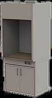 Шкаф вытяжной для муфельных печей ШМП-02